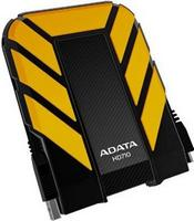 A-DATA - Drive HDD USB - A-DATA DashDrive HD710 1TB s�rga k�ls� merevlemez / winchester